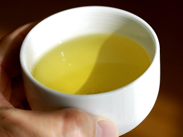 「甘いっ!美味しい♪」忘れられない虎竹のお茶