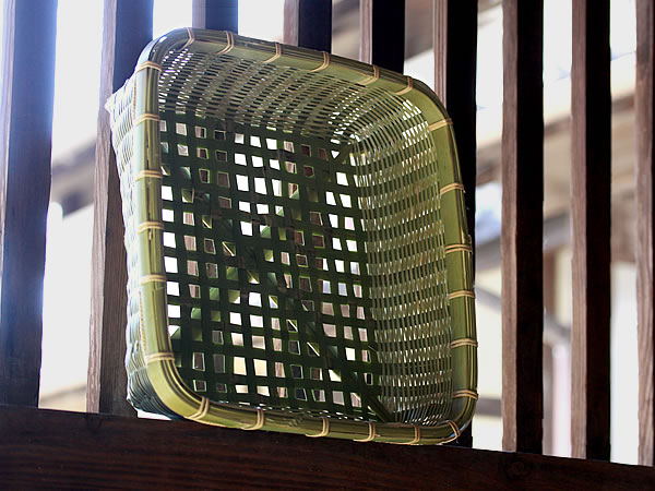 椀かご 食器かご 茶碗籠