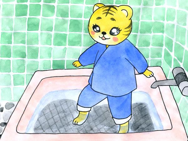 敷きパッド 洗濯 洗い方