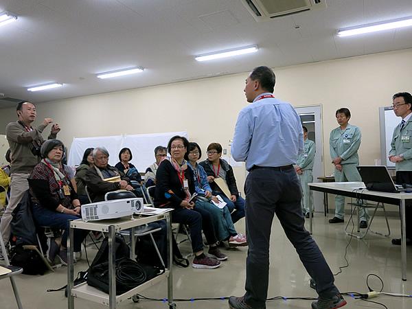 国立台湾工芸研究発展センター,ミロクテクノウッド,交流会
