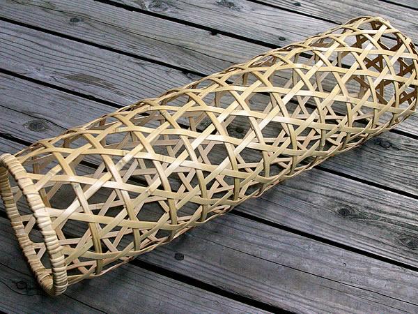 白竹抱き枕,枕,抱き籠,竹婦人,竹夫人