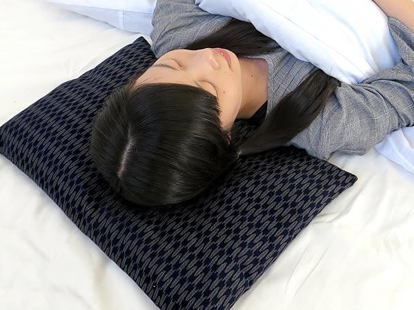 竹炭枕,初夢,快眠グッズ,快眠枕