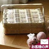 竹バスケット(平)