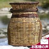 虎竹魚籠(びく)