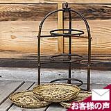 黒竹アフタヌーンティースタンドセット